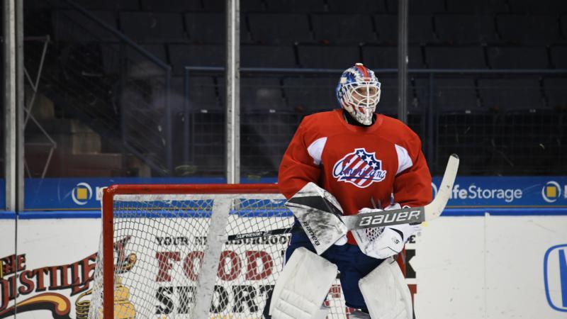 Luukkonen Called up From Cincinnati for One Week