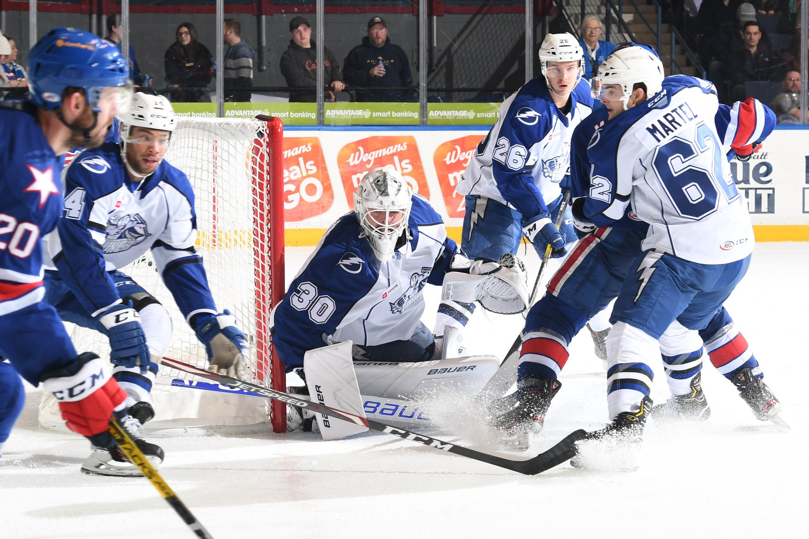 Recap: Winning Streak Ended by the Crunch