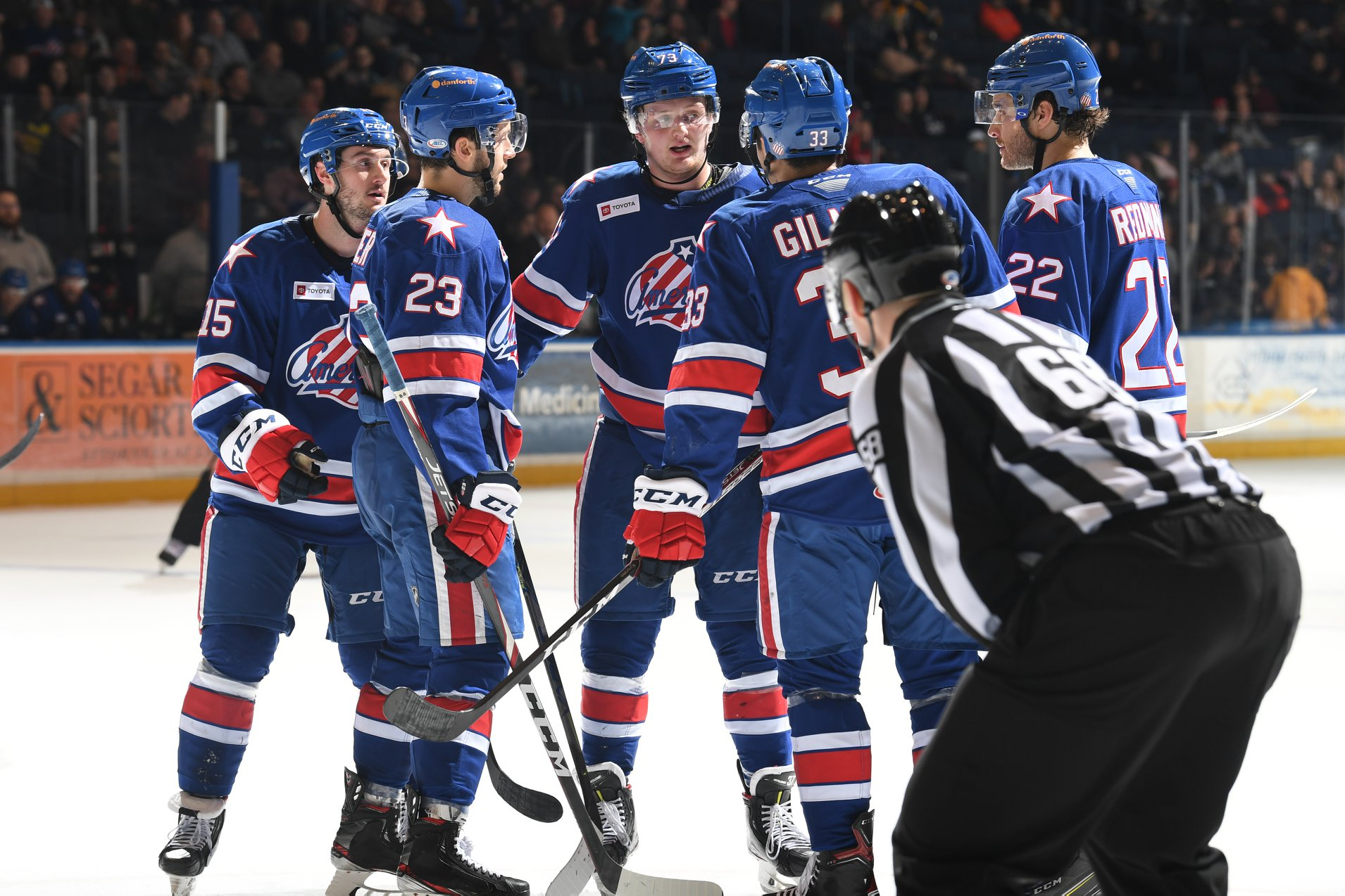 Weekend Preview: Amerks Need to End Another Streak