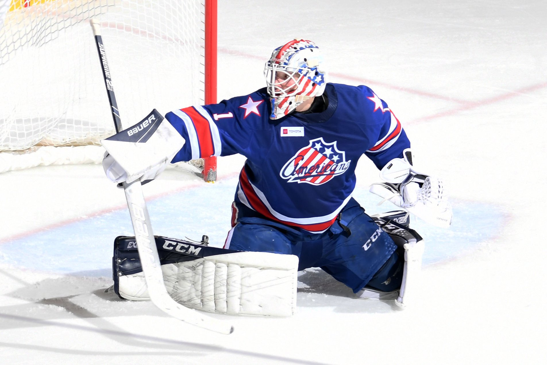 Recap: Amerks Weekend Saved by Luukkonen