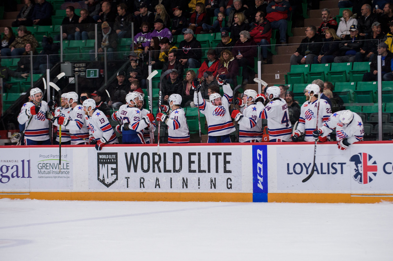 Recap: Amerks Win Back to Back Games in Belleville