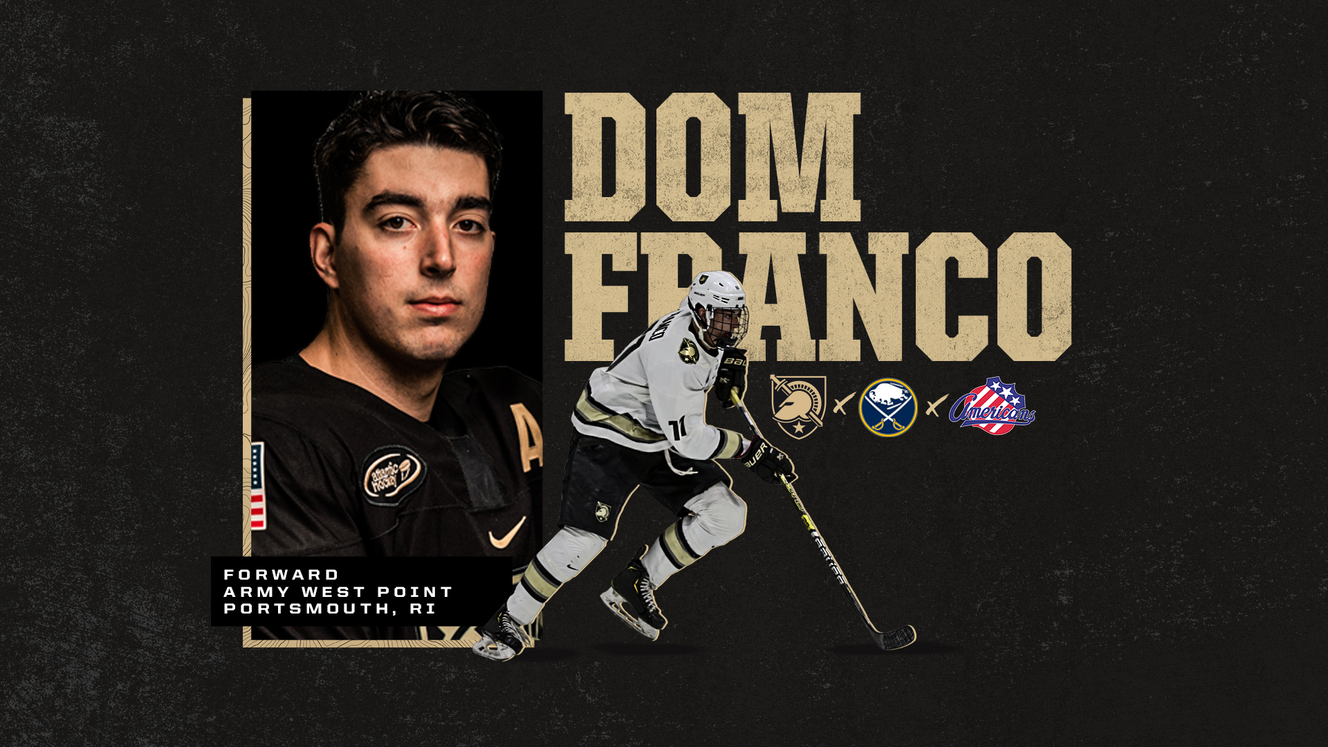 Rule Change Allowed Amerks to Sign Dominic Franco