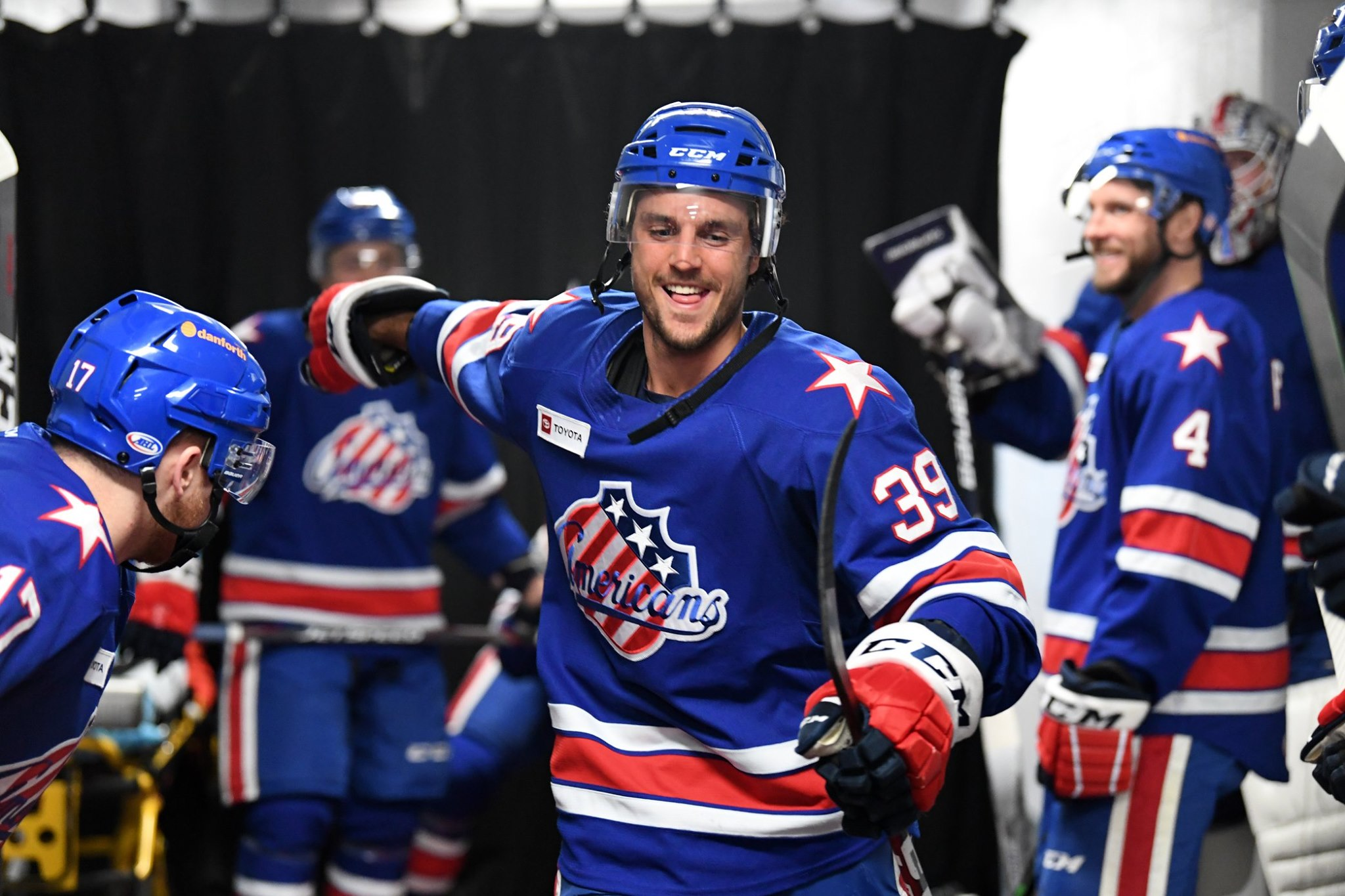 Tracking the 2020-2021 Amerks Roster