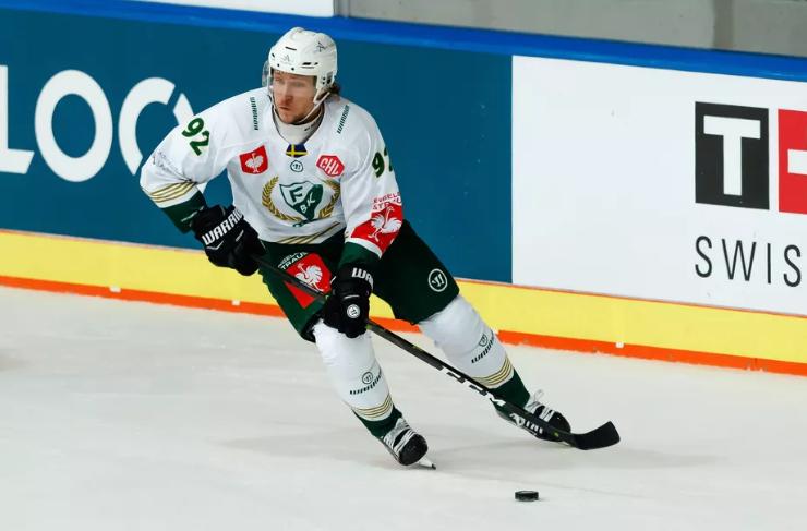 Amerks Sign Forward Jesper Olofsson