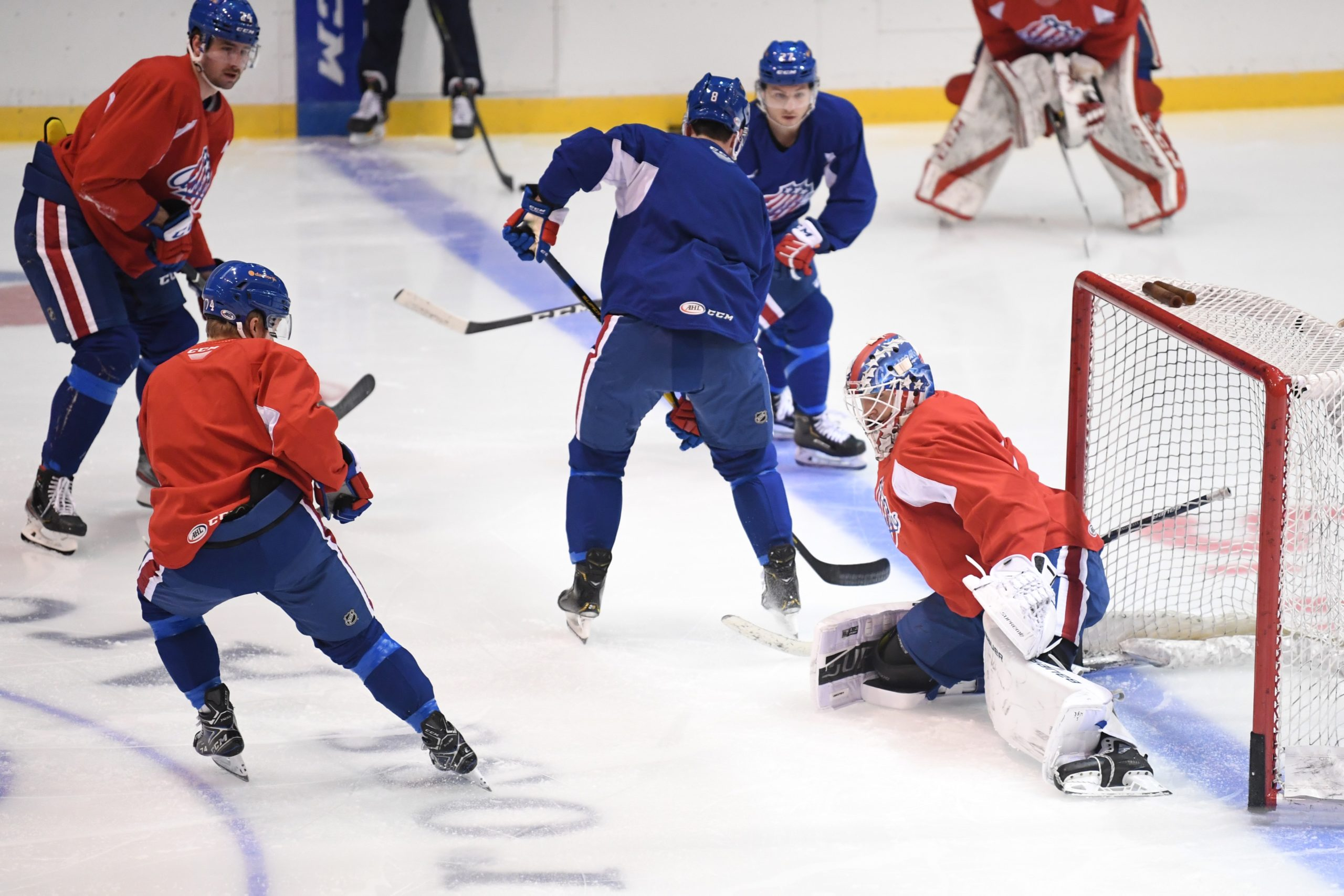 "Amerks season preview: ""We want to be miserable to play against"""